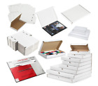 WHITE C5 A5 SIZE BOX LARGE LETTER STRONG CARDBOARD SHIPPING MAILING POSTAL PIP