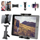 "Universal Car Mount Stand Holder For ipad 4-12"" PC Tablet Bike Music Microphone"