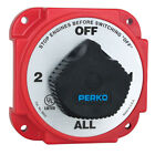 Perko 8603Dp Heavy Duty Battery Selector Switch Alternator Field Disconnect