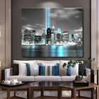 NEW YORK CITY Manhattan Skyline Canvas Print Picture Wall Art Home Room g US!