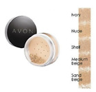 Avon Smooth Minerals Calming Effects Loose Powder Foundation / MARK Loose Powder