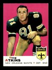 1969 Topps Football 3-257 VG-EX Pick From List All PICTURED $0.99 USD on eBay