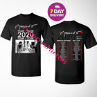 NEW Maroon 5 2020 Concert Music Tour Black T-Shirt S-3XL. image