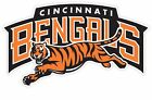 Cincinnati Bengals Vinyl Sticker Decal SIZES Cornhole Truck Wall Bumper Car $14.9 USD on eBay
