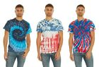 Tie Dye T-Shirts Adult Unisex (3-Pack)