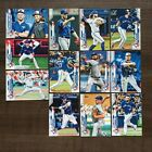 2020 Topps Series 1 Base Team Sets ~ Pick your Team on Ebay