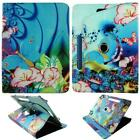 "Case For 8"" Vizio Tablets Protective Folio Cover 360 Folding Stand"