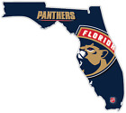 New Florida Panthers Ice Hockey Fan Vinyl Sticker Decal Bumper Window Car Bumper $22.99 USD on eBay