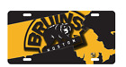 Boston Bruins Ice Hockey NHL Fan Massachusetts State License Plate Car Truck $19.99 USD on eBay