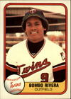 1981 Fleer Baseball cards 441-660 +Rookies - You Pick - Buy 10+ cards FREE SHIP