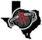 Texas State Houston Rockets NBA Basketball Vinyl Sticker Decal Car Wall Truck on eBay