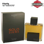 Solo Loewe Cologne 4.2 oz EDT Spray for Men by Loewe