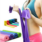 Exercise Gym Rope Women Fitness Accessories Yoga Stretch Strap Rubber Belt image