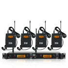 XTUGA IEM1200 2CH Wireless In Ear Monitor System for Stage Music Monitoring-Used