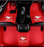 Suitable For Mustang 20010-2020 Car Floor Mats Front Rear Liner Auto Mat