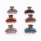 Women's Hair Claw Clip Clamp Hairpin Ponytail Holder Headwear Accessory Novelty