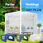 Waterproof Party Gazebo UV Protection Party Tent Outdoor Event Dome Iron Shelter