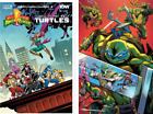 Power Rangers Teenage Mutant Ninja Turtles #4 Cover A + FOC 1st Print  image