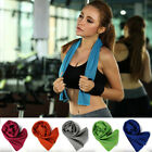 Camping Swimming Fitness Accessories Ice Towels Gym Washcloth Sports Towel image