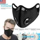 Kyпить Cycling Sports Face Mask W/ Activated Carbon Filter Anti Pollution Mask Headwear на еВаy.соm
