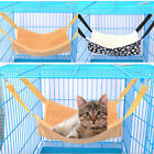 Small Dog Pet Rat Rabbit/Ferret Chinchilla/Cat Cage Hammock Bed Cover Polk DoX_L