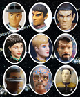 Loose Figures, Bases & Accessories CREW 1994 Star Trek Next Generat Playmates on eBay