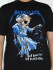 METALLICA - THEIR MONEY TIPS - ROCK BAND T SHIRT  image