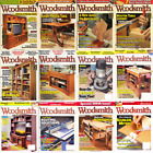 Woodsmith Magazine 1979-2019 Complete on 2 DVDs + Extras