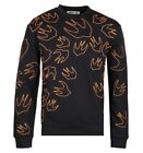 Alexander McQueen black sweatshirt jumper BNWT RRP £345! limited stock!
