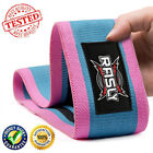 Rasly Resistance Bands Set HIP CIRCLE Glute fabric Leg Squat yoga Gym Exercise <br/> 1 Year Guarantee✔️Men/Women✔️All strengths 3Pcs Set✔️