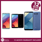 "Lg G6 H870 32gb 6"" Android Mobile Phone Smartphone Unlocked Black/platinum/blue"