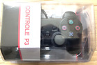 PLAYSTATION 3 WIRED CONTROLLER BLACK - JOYPAD For PS3