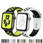 Silicone Nike Sport Strap Iwatch Band For Apple Watch 38/40/42/44mm Series 54321