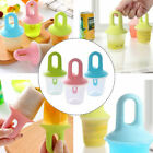 Silicone DIY Tool Frozen Ice Cream Mold Juice Popsicle Maker Ice Lolly Mould UK