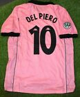 JUVENTUS DEL PIERO 1998 away retro jersey