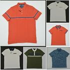 NWT Men's Tommy Hilfiger Short-Sleeve THLUXE Finish Polo Shirt Slim Fit XS - 3XL