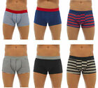 Tom Franks Mens Cotton Hipster Boxer Short Trunk (Pack of 6)