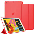 Magnetic Flip Defense Hybrid Smart Case Cover For Apple iPad 7th 6th 5th Air Pro