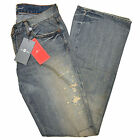 7 For All Mankind Womens Jeans 777 Distressed Triple Seven Jean Limited Boot cut