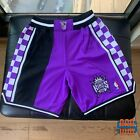 Authentic Mitchell & Ness 1994-95 Sacramento Kings Shorts