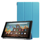 Folio Leather Smart Stand Case For Amazon Kindle Fire HD 10 8 7 9th 8th 7th Gen