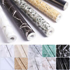 10m Marble Wallpaper Self Adhesive Roll Contact Paper Peel & Stick Wall Sticker
