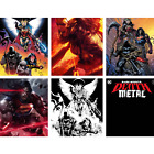 DARK NIGHTS DEATH METAL #1 - PICK YOUR COVER - CHOOSE FROM 6 COVERS image