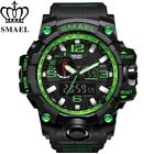 SMAEL Waterproof Sports Military Shock Men's Analog Quartz Digital Watches UK