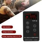 Tattoo Power Supply Adjustable Voltage Digital LCD Tattoo Machine 100-240V
