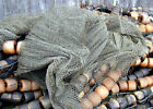 Fish-Fishing Nets - Used Commercial Knot-less Netting (3 Sizes)