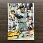 2020 Topps Series 2 Decades Best Insert ~ Pick your CardBaseball Cards - 213