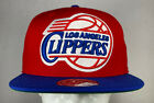 Mitchell and Ness NBA Los Angeles Clippers Wool Fitted Hat, Size 7 5/8
