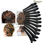 Black Sectioning Hairdressing Clips Long Hair Clips Saloon Hair Styles