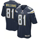 Brand New 2019 NFL Nike Los Angeles Chargers Mike Williams Game Edition Jersey $164.98 USD on eBay